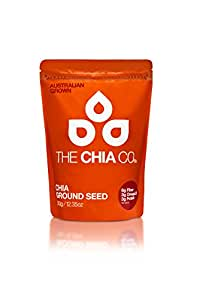 The Chia Company Seed, Ground, 12.3 Ounce