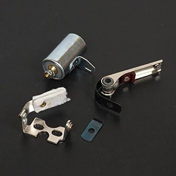 Amazon Fr Kit Condensateur Et Rupteur D Allumage Solex