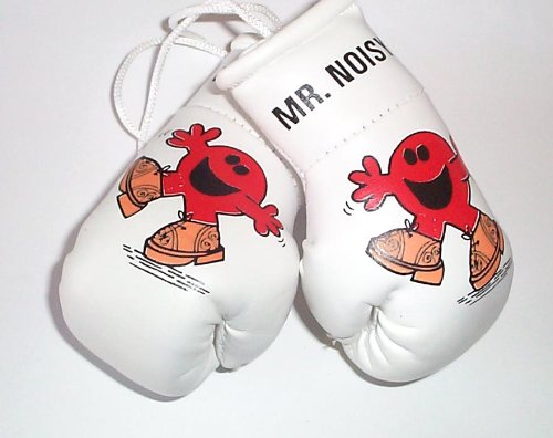 Mr Men Mr. Noisy Mini Boxing Gloves GB Falconry