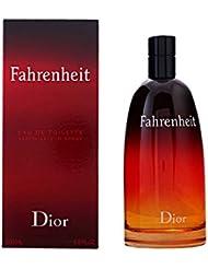 Fahrenheit By Christian Dior For Men. Eau De Toilette Spray 6.8 Oz.
