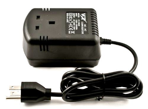 Price comparison product image VCT VT-100UK - Step Up Voltage Converter Transformer Use 220V UK Products in USA - 100 Watt