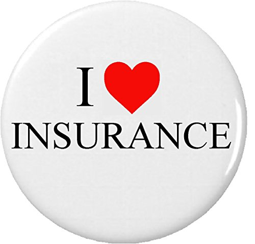 Best i love insurance button