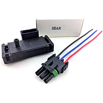 Amazon Com Aem 30 2130 50 50 Psia Or 3 5 Bar Map Sensor Kit Automotive