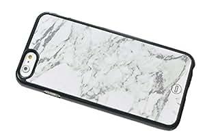 1888998650662 [Global Case] Mármol Piedra Cerámico Azul Playa Guijarro Marfil Rock Gris Elegante Lujo Prima Cristales Metamórfico (TRANSPARENTE FUNDA) Carcasa Protectora Cover Case Absorción Dura Suave para HTC ONE M8 Mini