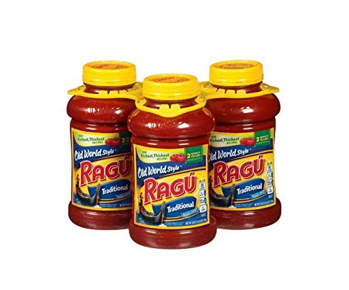 (Ragu Traditional Spaghetti Sauce - 3/45oz)