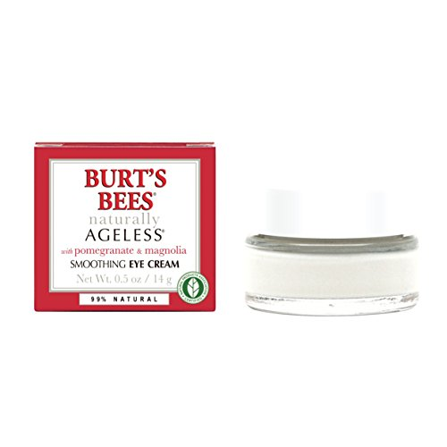 (Burt's Bees Naturally Ageless Line Smoothing Eye Cream, 0.5 Ounces)