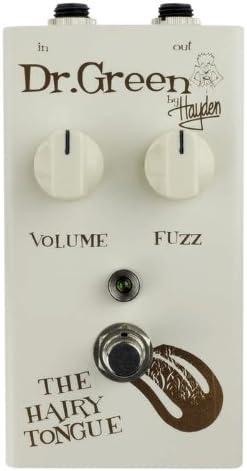 Hayden Hairy Tongue - Pedal multiefecto para guitarra (batería alcalina): Amazon.es: Instrumentos musicales