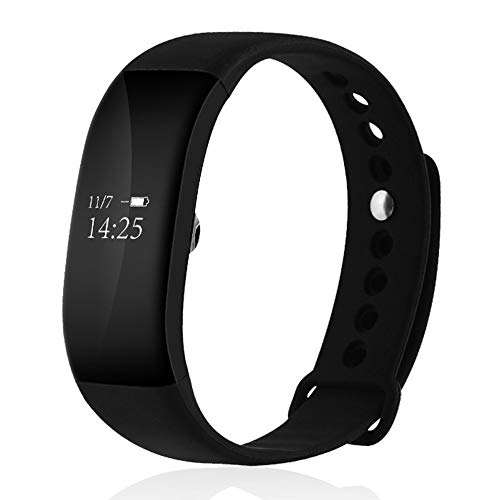 - Bluetooth Smart Watch, V66 Waterproof Heart Rate Smart Bracelet Watch Wristband Pedometer Calorie Sleep Monitor Message Call Reminder