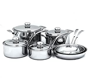 Tyler florence 39 s vita craft 10 piece set for Vita craft factory outlet
