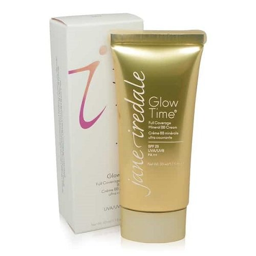 Jane Iredale Glow Time Full Coverage Mineral BB Cream 3, 50 ml Iredale Mineral Cosmetics 15703