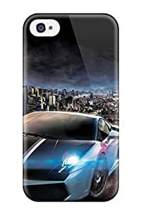 New MeNrVKT8744zAjik Need For Speed World Skin Case Cover Shatterproof Case For Iphone 4/4s
