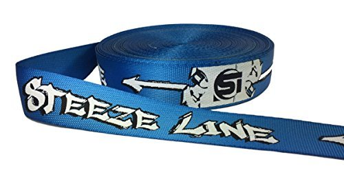 Slackline Industries Steeze Line Webbing Only