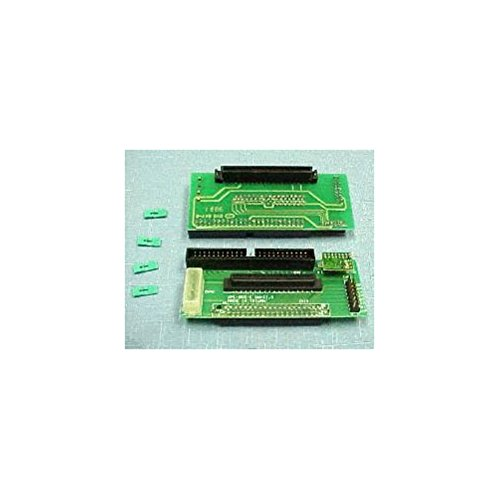 Generic 80 Pin (SCA) to 68 Pin Female 50Pin Male 80Pin (SCA) to 68Pin Female or 50 Pin Male Active Termination (Removable Module) Ultra320 LVD Compatible