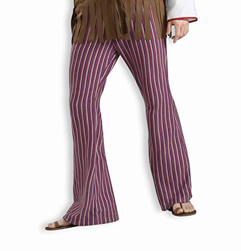 Adult 70's Hippie Far Out Bell Bottom Pants ()