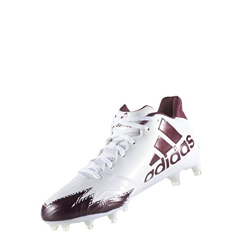 adidas Freak X Carbon Low Cleat Men's Football White-maroon-maroon classic cheap online sale really 2014 cheap online qVDVq