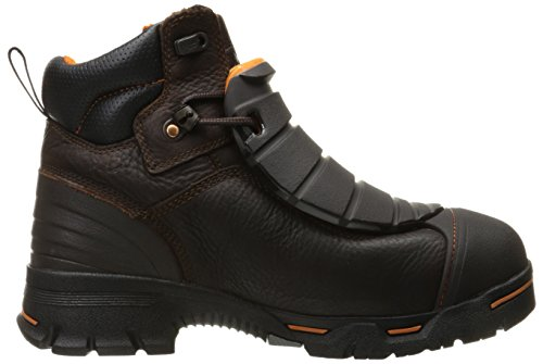 Timberland PRO Mens Endurance 6 Steel-Toe Ex Metguard Industrial and Construction Boot Brown Full Grain Leather fqMV7P