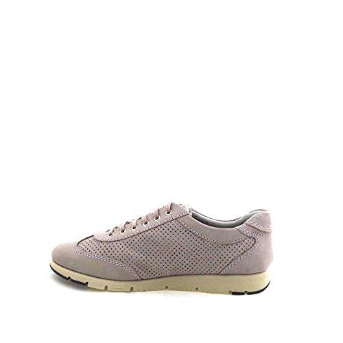 FRAU  51g3, Chaussures de ville à lacets pour femme gris BEIGE GHIACCIO