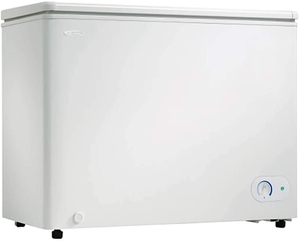 Danby DCF072A3WDB-6 7.2 Cu.Ft. Chest Freezer With 5 Year Warranty - In White