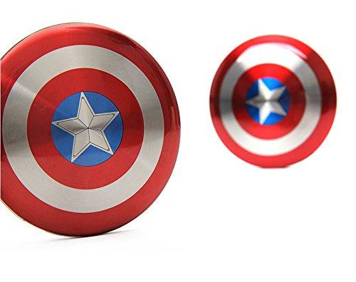 Marvel® Shield of Captain America 3500mAh External Battery Pack Power Bank