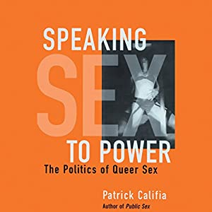 Speaking Sex to Power Audiobook
