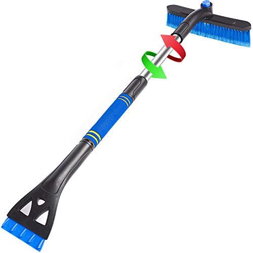 AIKESI Snow Brush Extendable