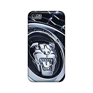 BRAOE Iphone 6plus 5.5 Customized Stylish Metallica Pattern Resistant Cell-phone Hard Covers -
