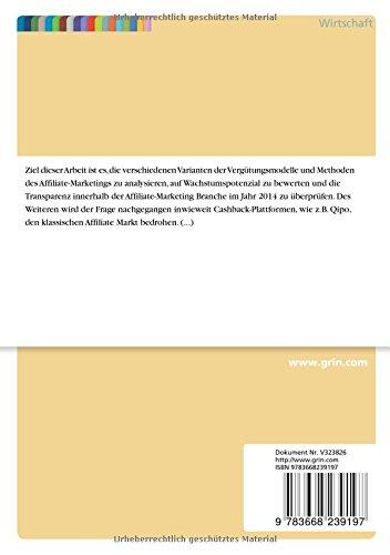 Affiliate-Marketing-Wie-Transparenz-Und-Cashback-Plattformen-Den-Affiliate-Markt-Beeinflussen-German-Edition