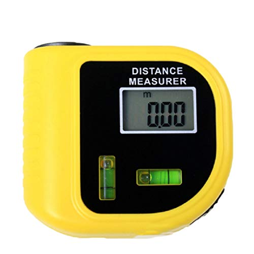 - SZHR CP3010 0.5-18m Infrared Distance Meter Ultrasonic Digital Tape Measure Range Finder Handheld Diastimeter