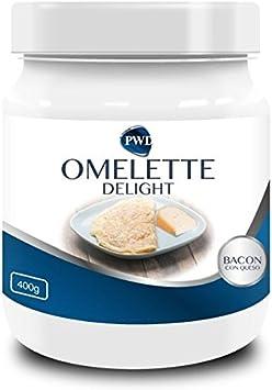 Omelette Delight Con Bacon Y Queso 400 Gr de Pwd: Amazon.es ...