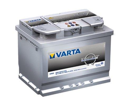 Varta D53 Car Battery: