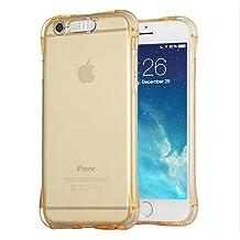 iPhone 7 Plus Case, Febe iPhone 7 Plus Illuminated Case, LED Light Up Luxury Fashionable Luminous Crystal Case for iPhone 7 Plus - Gold