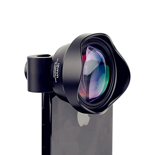 Camera Lens for iPhone,Anamorphic Lens,Macro Lens 105mm Telephoto Lens Cell Phone Lens for iphone 8/7/6s/6 plus,Samsung,Android,Smartphones by Kangxinsheng
