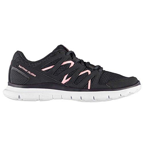 Karrimor Mujer Duma Zapatos para correr Carbón/Coral