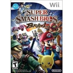 Super Smash Bros Brawl Wii ()