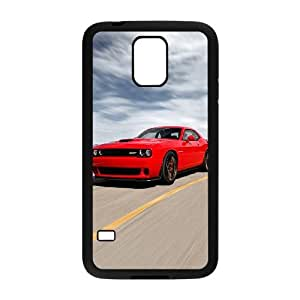 Dodge Samsung Galaxy S5 Cell Phone Case Black O3S9ML