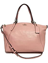 Leather Small Kelsey Cross Body Bag