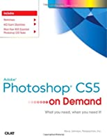 Adobe Photoshop CS5 on Demand Front Cover