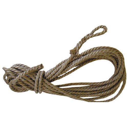 Outfitters Supply Manty Rope, 36 Feet In Length, Strong BTM Better Than Manilla Rope, Used To Bundle A Mantied Load On A Pack Saddle, Intended for Horse and Mule Packing