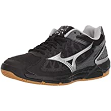 WAVE SUPERSONIC WOMENS BLACK-SILVER 5 Black/Silver (Renewed)