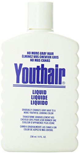 (Youthair Liquid With Hair Conditioner and Groomer, 8 Ounce (Pack of 2))