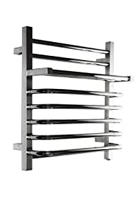 Virtu USA VTW-118A-PC Kozë Collection Towel Warmer, Polished Chrome