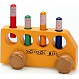 The Original Toy Company Pop-Up School Bus