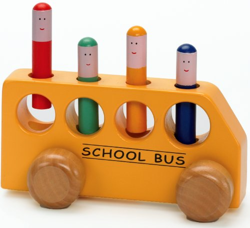 Check expert advices for peg people school bus?