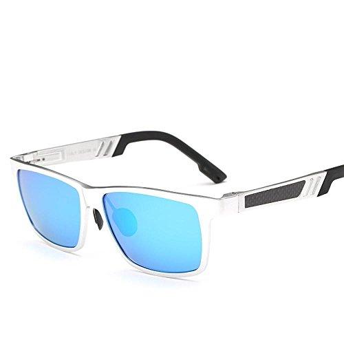 color de de de hombres de clima haixin todo D gafas sol gafas conducción de polarizado tipo conducción de Aluminio gafas magnesio gafas sol EOCxCgqX