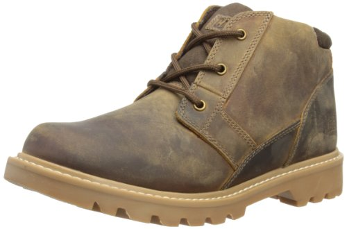 Caterpillar GRAFT P714966 Herren Boots Braun (Dark Beige Buff Grain)