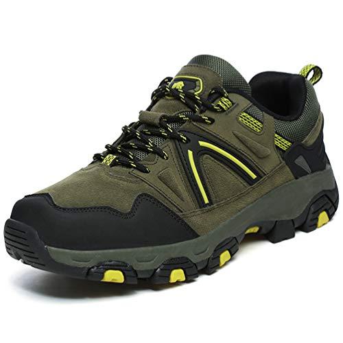Los Escalada Zapatos Aire Escalada Los Zapatillas De Ejército Profesional Verde 251aba