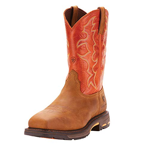 Top 8 ariat workhog boots mens steel toe for 2019
