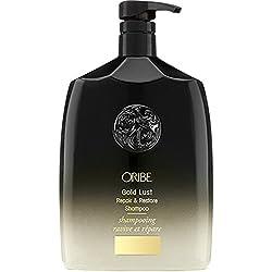 ORIBE Hair Care Gold Lust Repair and Restore Shampoo, 33.8 fl. oz.