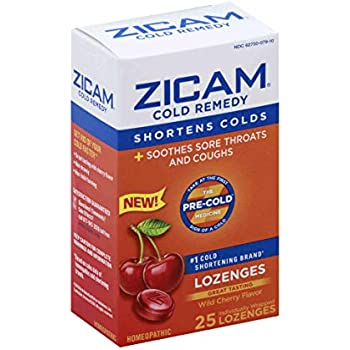 Amazon Com Zicam Cold Remedy Rapidmelts Cherry Quick