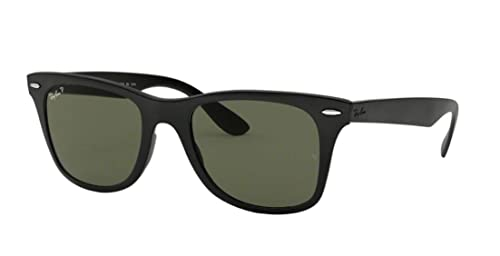 Amazon.com: New Ray Ban Liteforce Wayfarer Tech Rb4195 601s9 ...